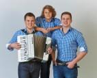 Die drei Söhne: Tobias, Jonas und Niklas