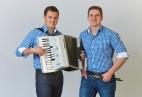 Als Duo: Tobias und Jonas
